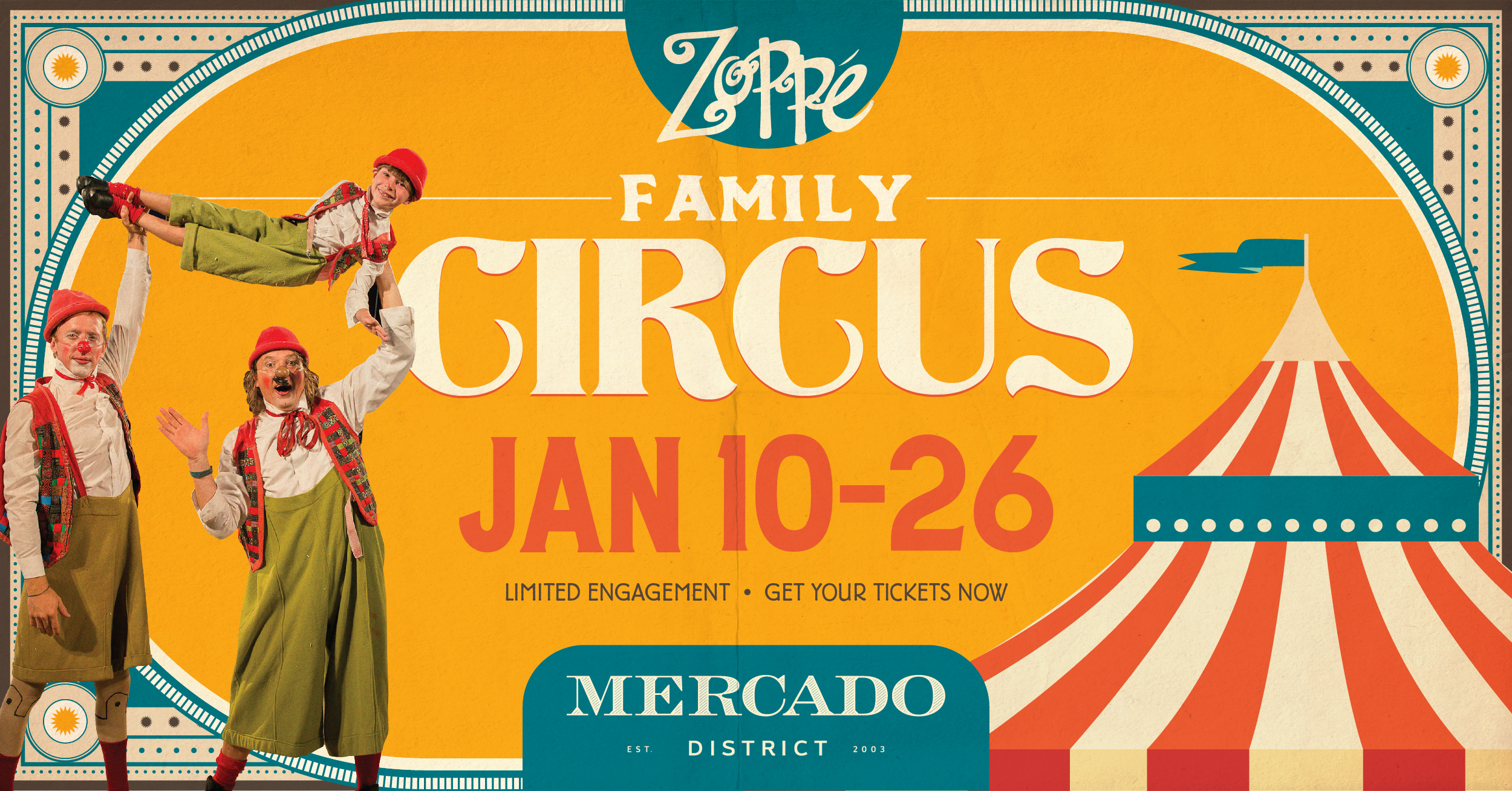 Zoppe Family Circus